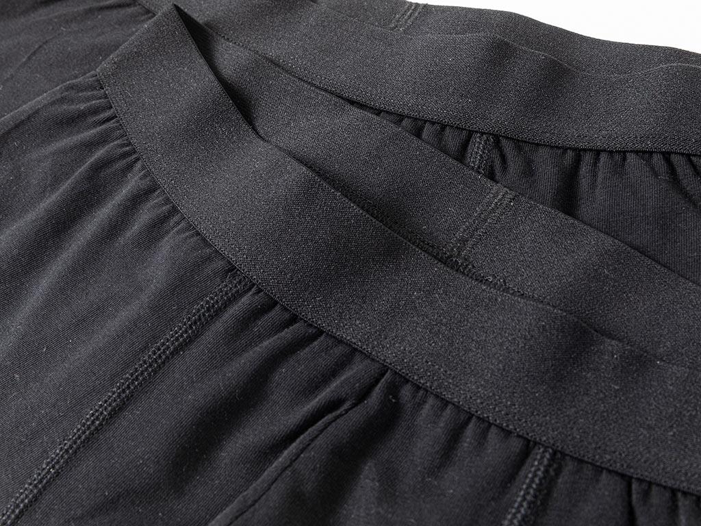 Cotton Boxer L Siyah