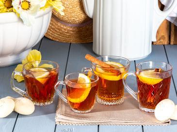 Krina Чаша за Чай 250 Мл Прозрачно
