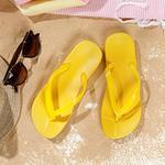 Havana Terlik Beach Slipper 37 Yellow