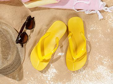 Havana Чехли за Плаж 37 Жълто