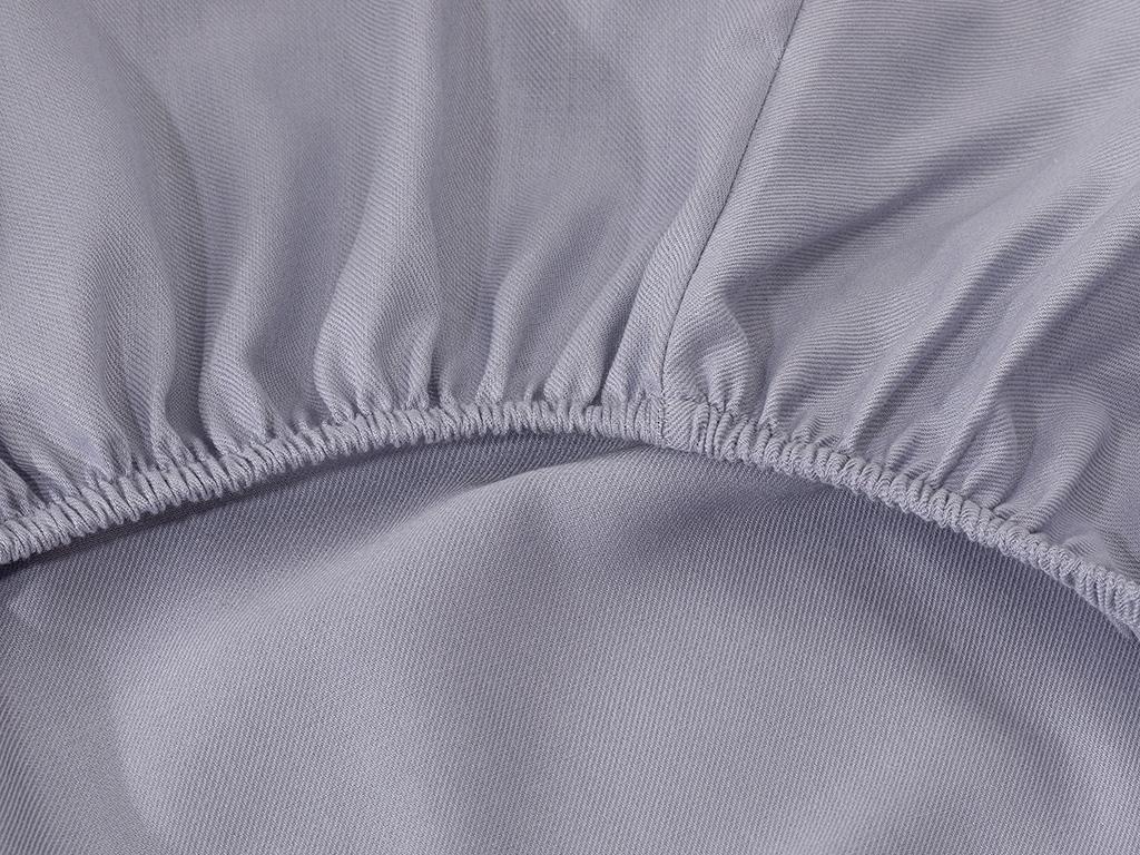 Crystal İpeksi Twill Super King Duvet Cover Set 260x220 Cm Blue