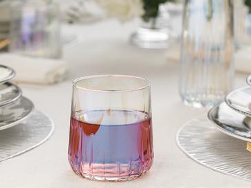 Rio Чаша за Безалкохолно 4 Бр. 310 ml Цветно