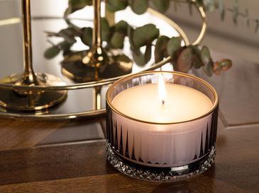Luxury Ароматна Свещ Нощно Синьо