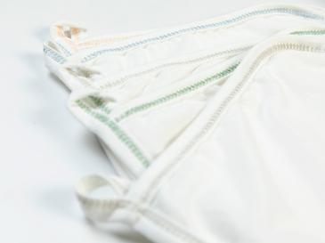 Soft Бебешки Кърпички За Памучен 20x16 Cm Крем