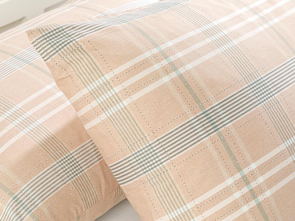 Cottony 2 Set Pıllowcase 50x70 Cm Pembe