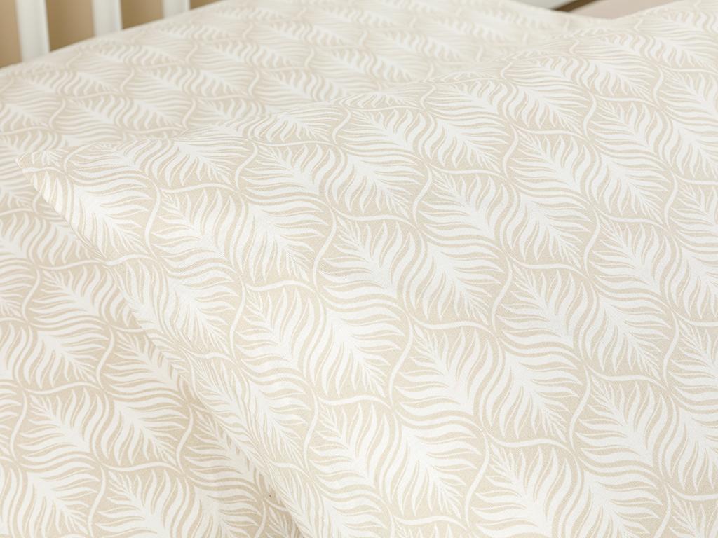 Cottony 2 Set Pıllowcase 50x70 Cm Beige