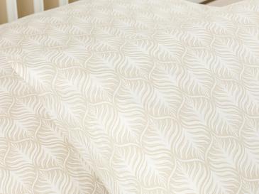 Palm Shadow Калъфка за Възглавница 2 Бр 50x70 См Бежово