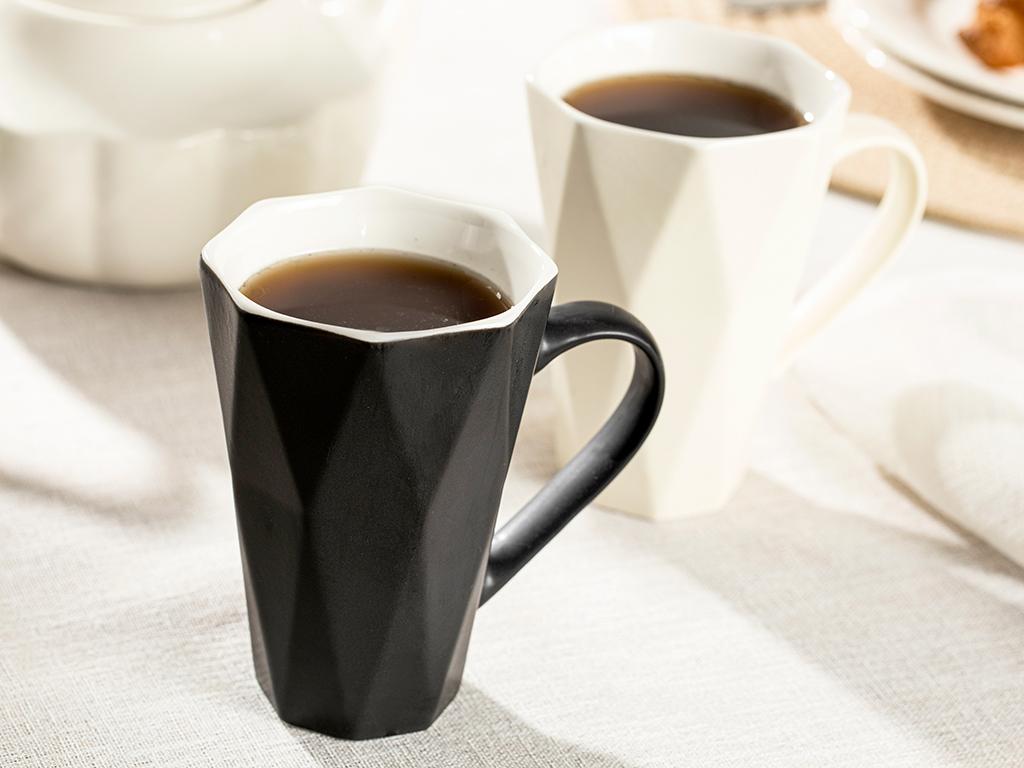 Talia New Bone 2 Set Cup 290x300 Cm Beige - Black