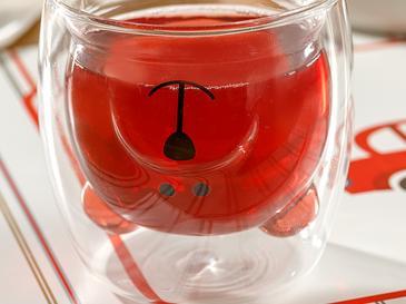Verano Borosilkat Meşrubat Bardağı 200 Ml Şeffaf