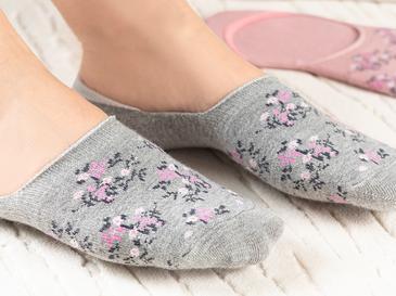 Diary Дамски Чорапи 2 Бр. Розово