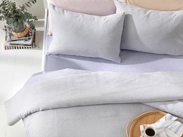 Petite Daisies Комплект Спално Бельо Super King Size 260x220 См Лилаво