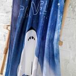Space 70x120 Cm Lacivert
