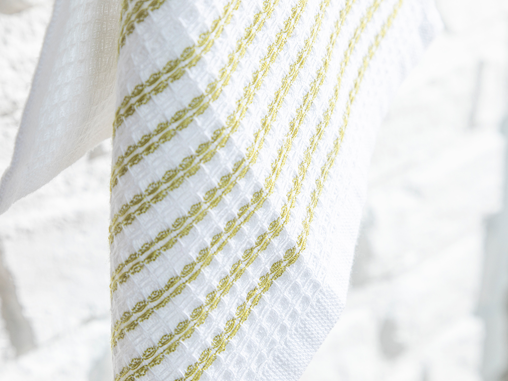 Bonbon Cotton Dryıng Cloth 30x30 Cm Kiwi Green
