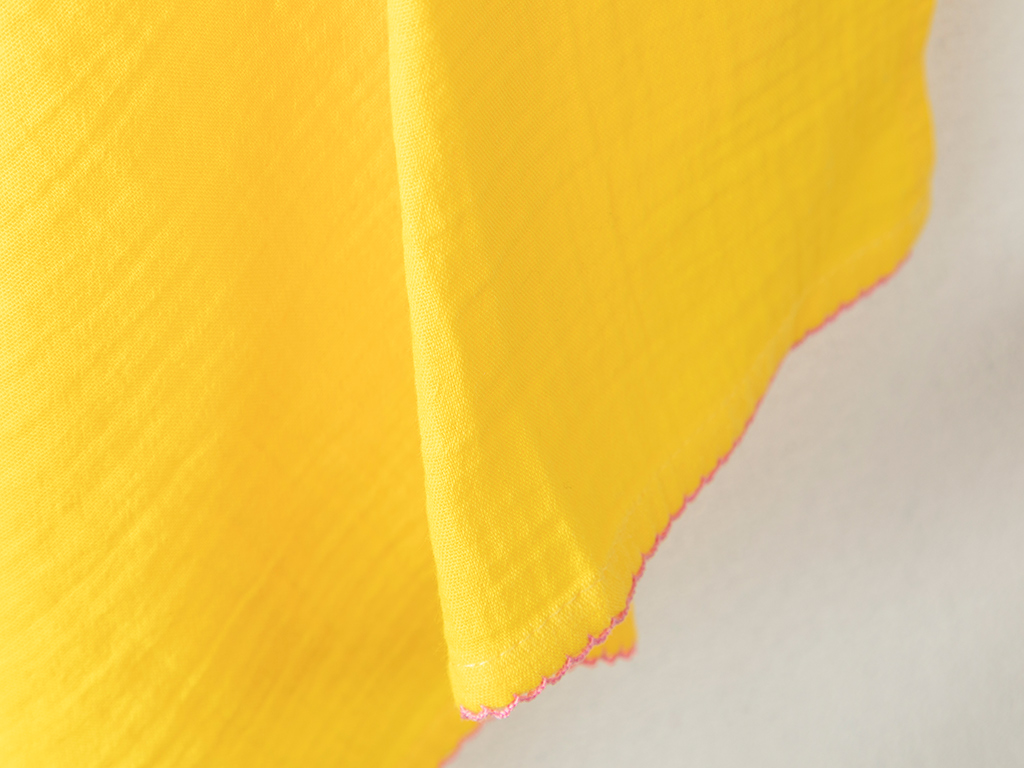 Cotton Dryıng Cloth 40x60 Cm Yellow