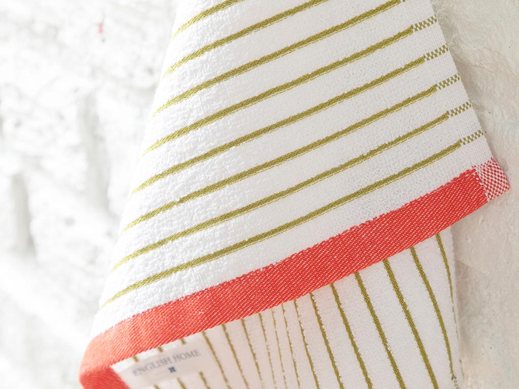 Rainbow Cotton Dryıng Cloth 30x50 Cm Kiwi Green