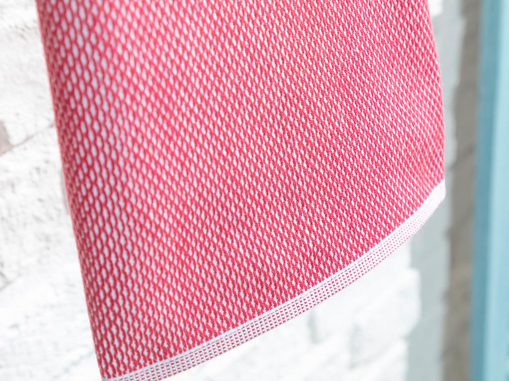 Cotton Dryıng Cloth 40x60 Cm Red
