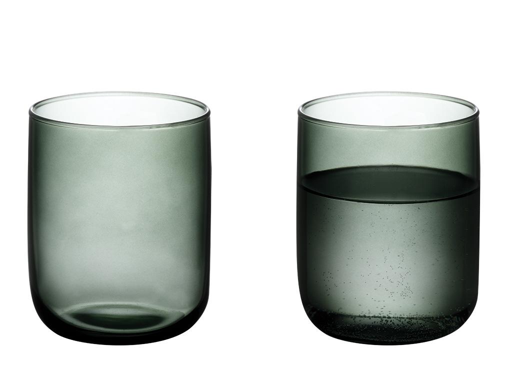 Pia Чаша За Безалкохолно 3 Броя Стъкло 270 Cm Зелено