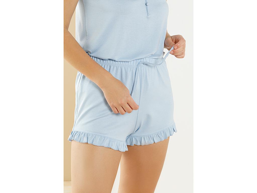 Viscose Shorts Set S