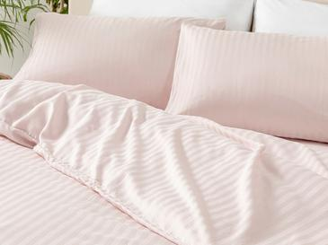 Crystal Комплект Спално Бельо Единичен Размер 160x220 См Розово