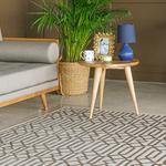Velvet Carpet 120x180 Cm. Bej