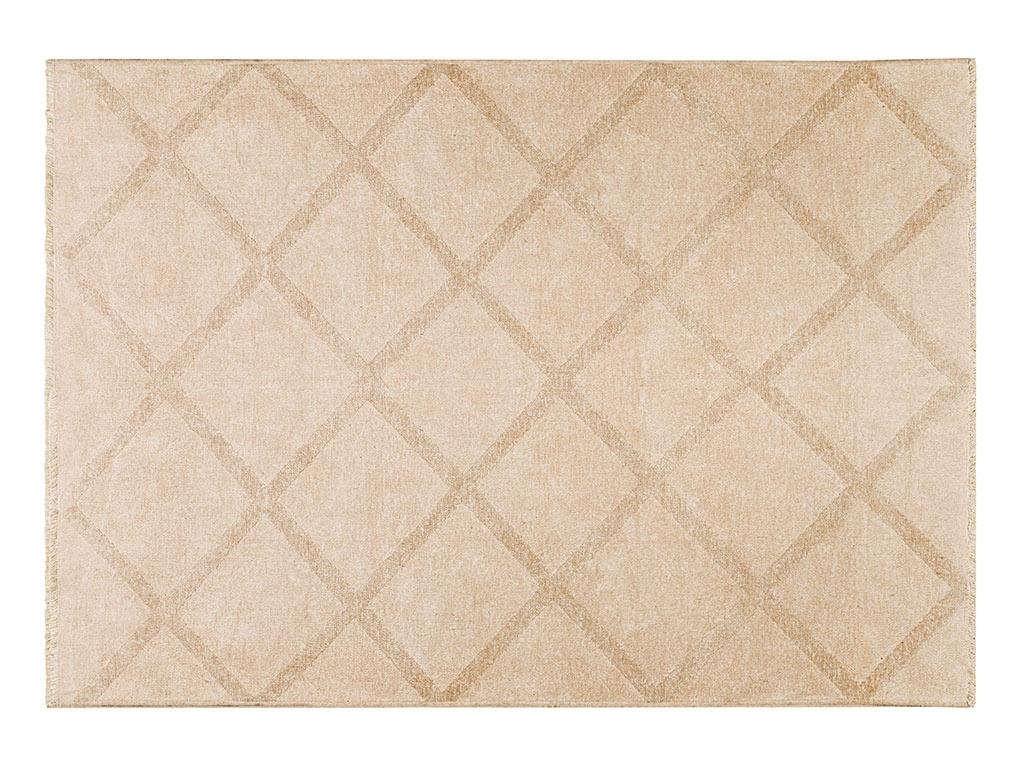 Vera Chiffon Carpet Bej
