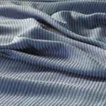 Cool Stripe Soft Touch Double Person 200x220 Cm. Lacivert
