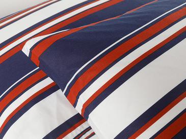 Boho Stripe Калъфка за Възглавница 2 Бр 50x70 См Тъмносиньо