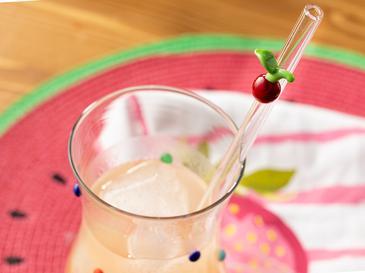 Fruit Сет за Коктейл Стъкло 460 Ml Бяло