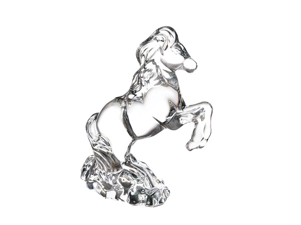 Horse Decoratıve Object Transparent