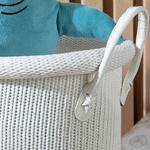 Oxford Basket White