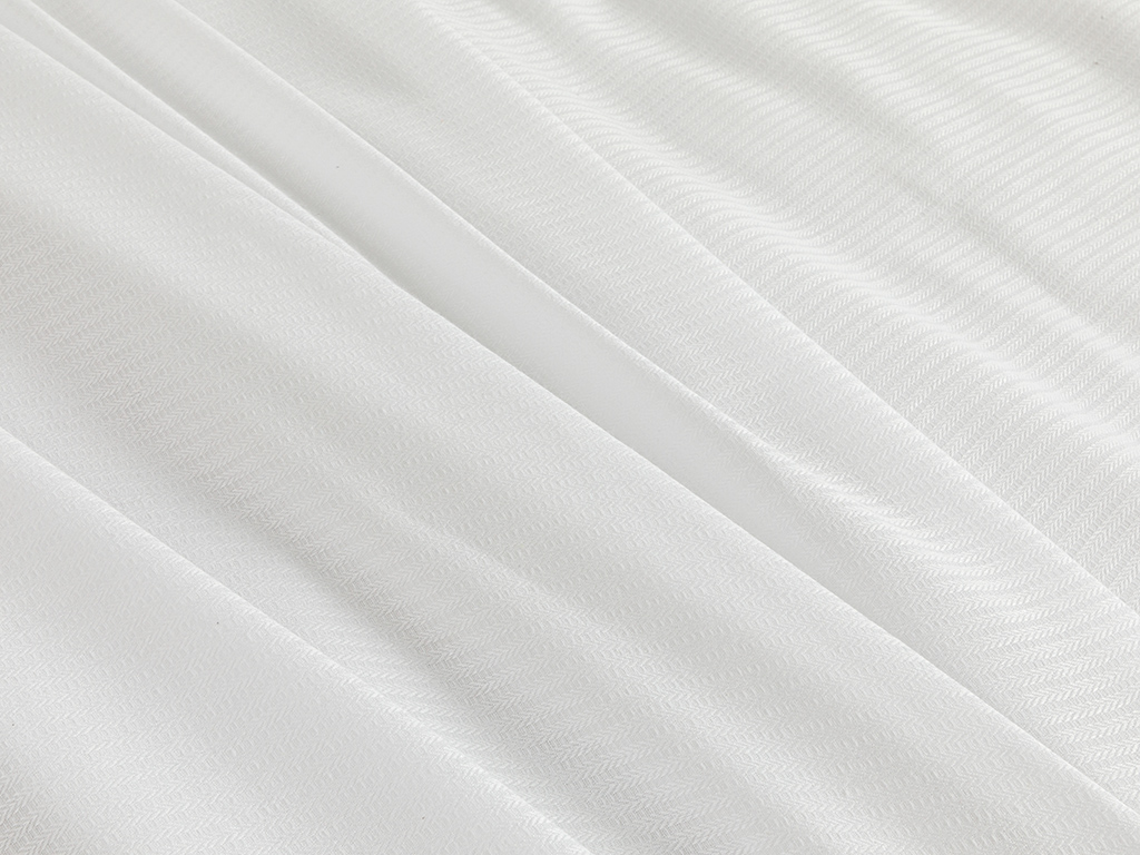 Cool Stripe Soft Touch For One Person 150x220 Cm Beyaz