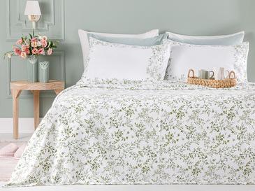 Natur Комплект Пике-Лятно Одеяло Единичен Размер 150x220 См Зелено