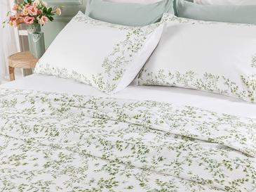 Natur Комплект Пике-Лятно Одеяло Двоен Размер 200x220 См Зелено