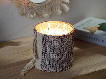 Authentıc Ароматизиран Свещ 15 Cm Слива