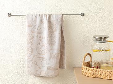 Fresh Кърпа за Изсушаване 30x50 cm Бежово