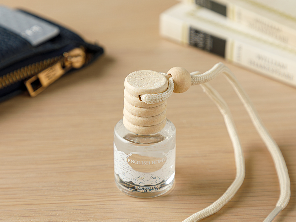 White Flowers Auto Parfum 8 Ml