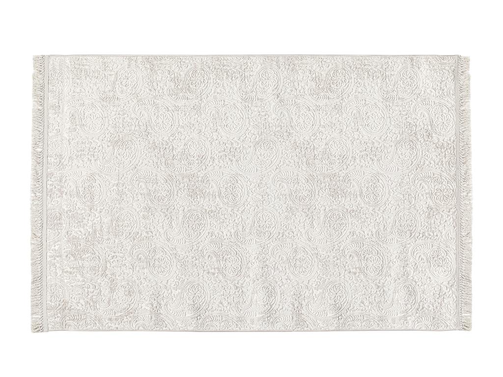 Polyestere Carpet 120x180 Cm Ecru