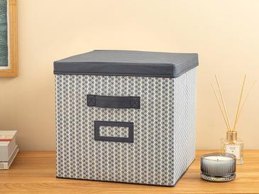 Comb Кутия За Съхранение 30x30x20 Cm Lacivert
