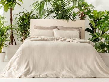 Crystal Комплект Спално Бельо Super King Size 260x220 cm Каменно Сиво