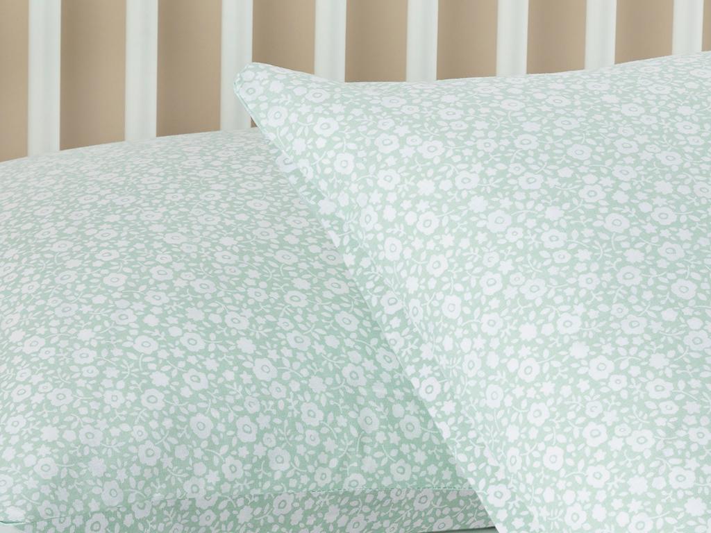 Cottony 2 Set Pıllowcase 50x70 Cm Seledon,