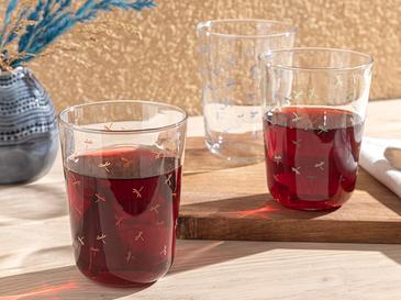 Gelato Чаша За Безалкохолно 3 Броя Стъкло 250 Ml