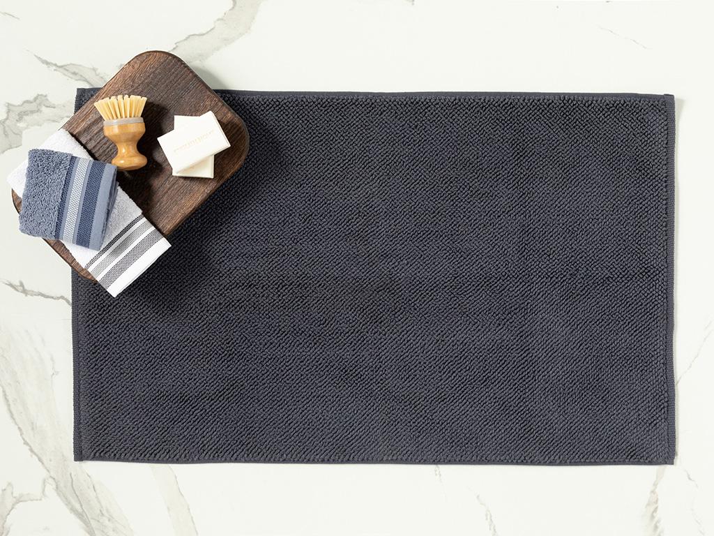 Vanity Foot Towel 50x70 Cm Anthracite