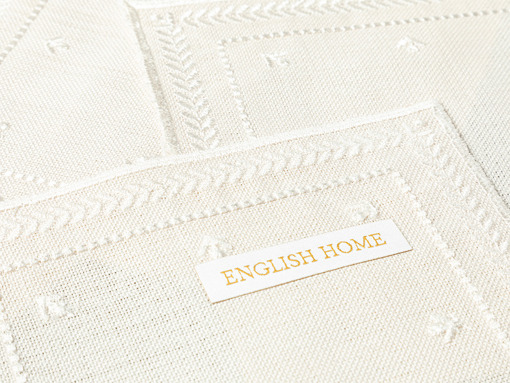 Kimmy Polyestere 6 Set 14x14cm Beige