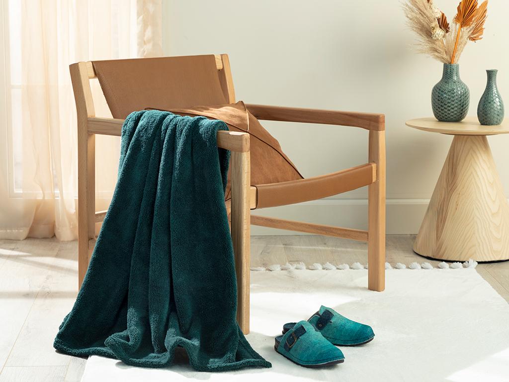 Softy Wellsoft Tv Blanket 120x150 Cm Green