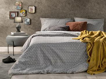 Комплект Спално Бель King Size Памучен 24,5x33,0 Cm Сиво
